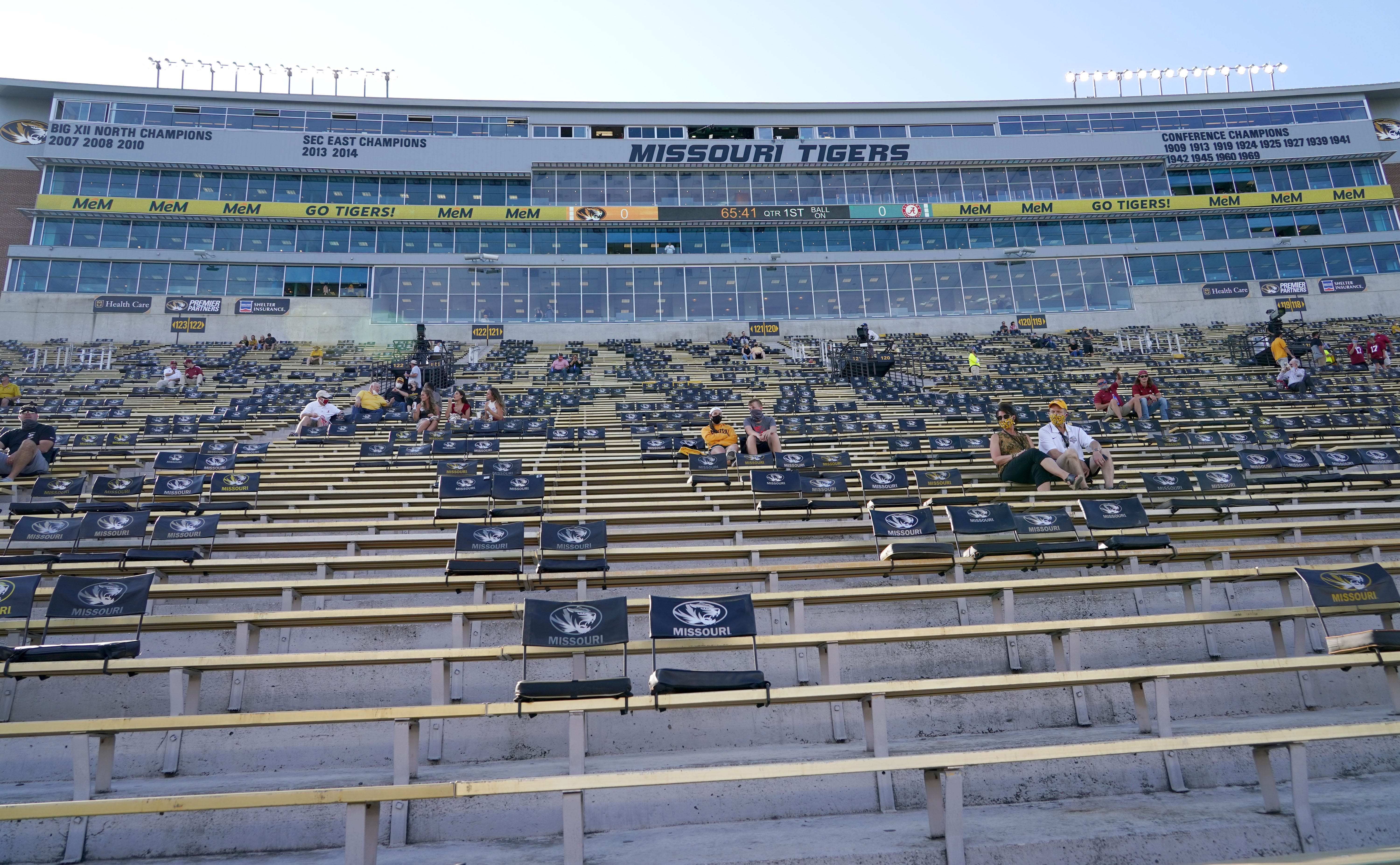Mizzou Lsu Game Moved To Faurot Field In Columbia Over Hurricane Delta