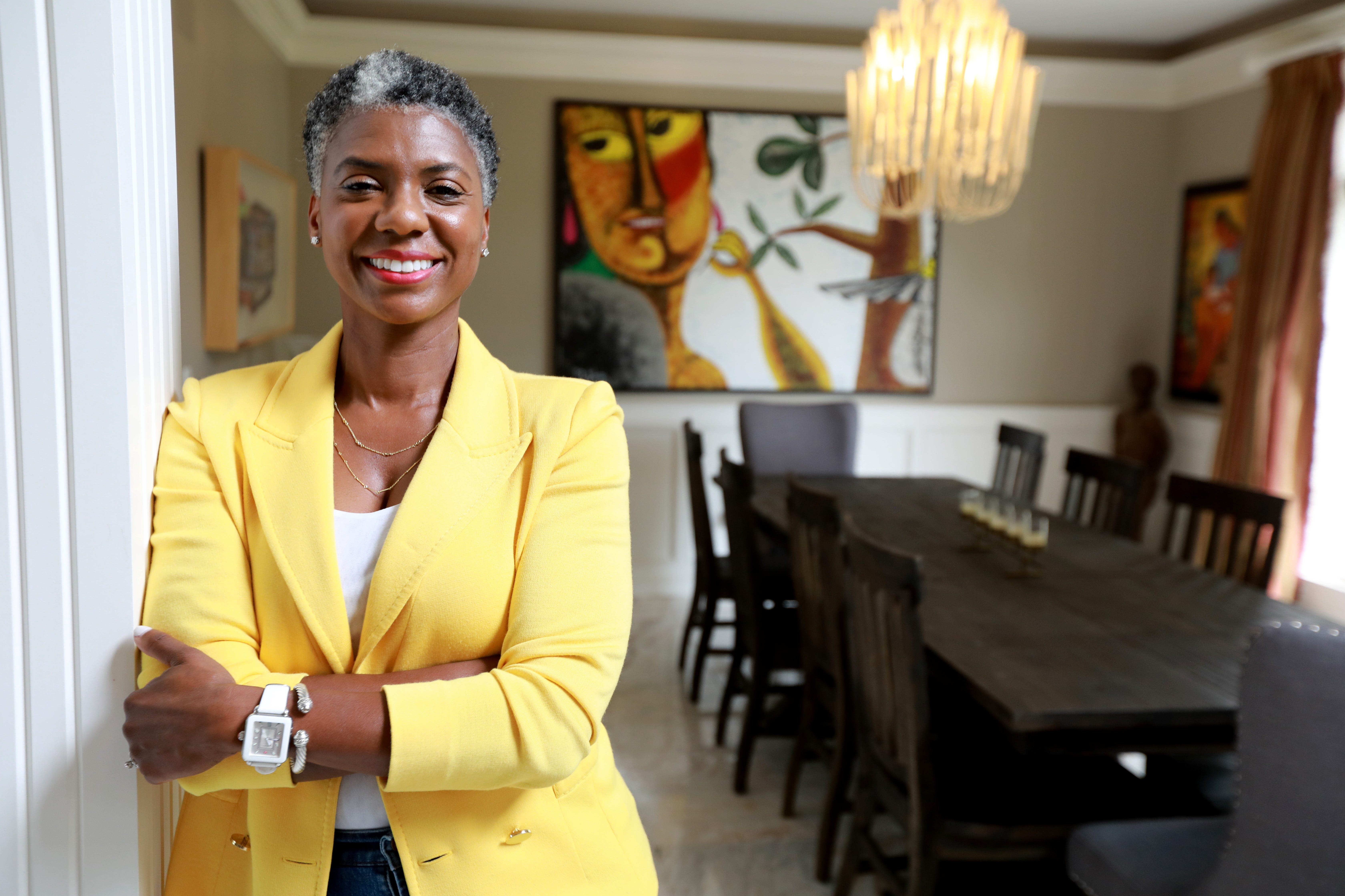 Janelle Coleman, who is currently American Electric Power vice president of corporate philanthropy and community engagement and president of the AEP Foundation, has experienced racism in the corporate world.