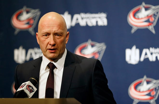 """Blue Jackets general manager Jarmo Kekalainen showed in the 2020 NHL draft that his scouting staff's rankings often differ from those assembled by draft analysts. Each of his first two picks, right wing Yegor Chinakhov (21st overall) in the first round Tuesday and defenseman Samuel Knazko in the third round (No. 78) Wednesday, were considered """"upside"""" picks by scouting services."""
