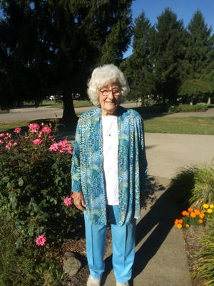 Donna Herman will celebrate her 93rd birthday on Oct. 25. Cards can be mailed to: Donna Herman c/o West View Healthy Living; 1715 Mechanicsburg Road; Wooster, OH 44691; Room 516 East.