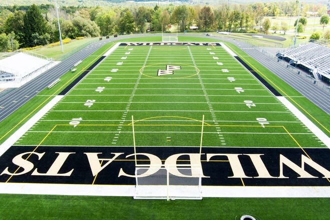 Pennsylvania Governor Tom Wolf has amended guidelines for attendance at indoor and outdoor sporting events. Does this mean that there will soon be fans in the stands for Lackawanna Football Conference action at the newly-renovated Sharkey Rosetti Memorial Complex? Stay tuned.