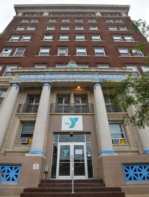 The Erie Downtown YMCA has been closed for most purposes since March.