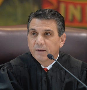 Erie County President Judge John J. Trucilla announced on Thursday that a recent spike in COVID-19 cases in the county has led him to issue an order suspending civil and criminal jury trials until at least  Jan. 4.