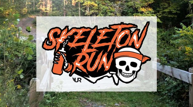 The Utica Roadrunners have moved their Skeleton Run to a new course and will be running it as a live event Sunday.