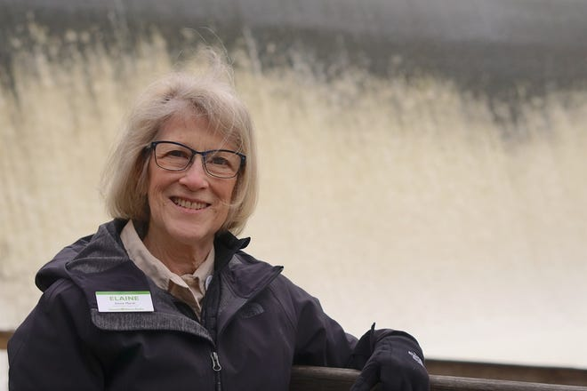 """Hudson Heritage Association presents """"Bringing Down the Dam, Freeing the Falls"""" with Summit Metro Parks Watershed Specialist Elaine Marsh, who will discuss the history of Gorge Dam and what its forthcoming removal will mean for the environment and the region."""