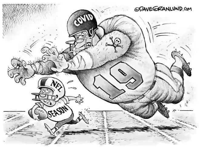 A cartoon by Dave Granlund