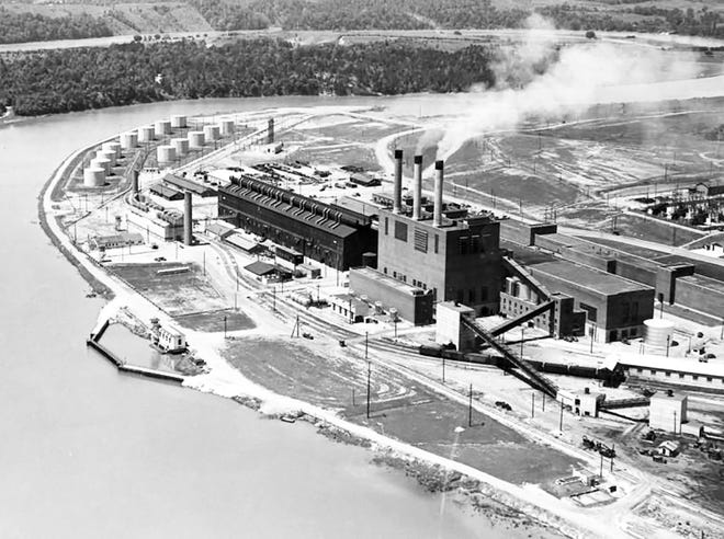 The S-50 Liquid Thermal Diffusion Plant was a wartime uranium enrichment facility constructed in 1944 adjacent to the K-25 facility in Oak Ridge by H. K. Ferguson Company.