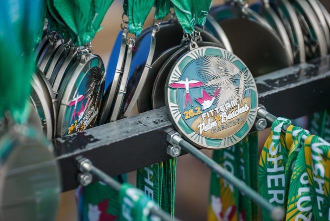 The Palm Beaches Marathon has been canceled due to the coronavirus pandemic
