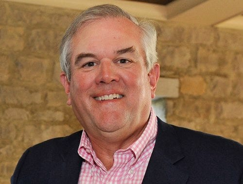Dan Stanton, chairman of the town of Palm Beach Retirement System Board of Trustees.
