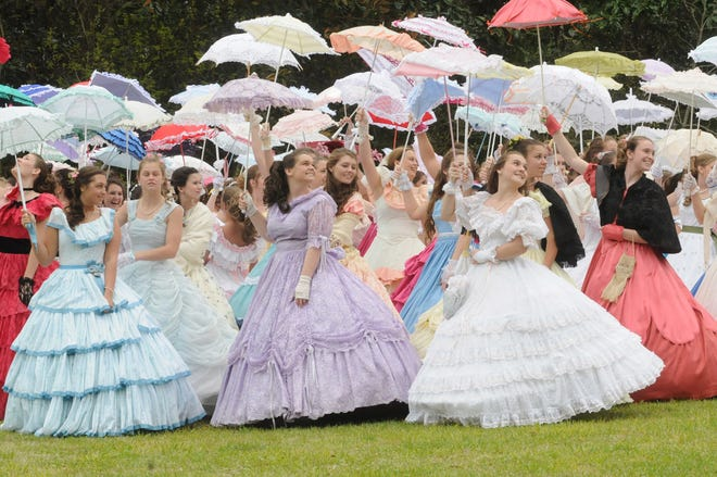 The Cape Fear Garden Club's Azalea Belles tradition ended in October.