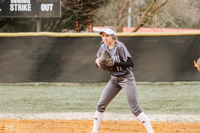 Scotlyn Eubanks is the Citizen Times' Athlete of the Week