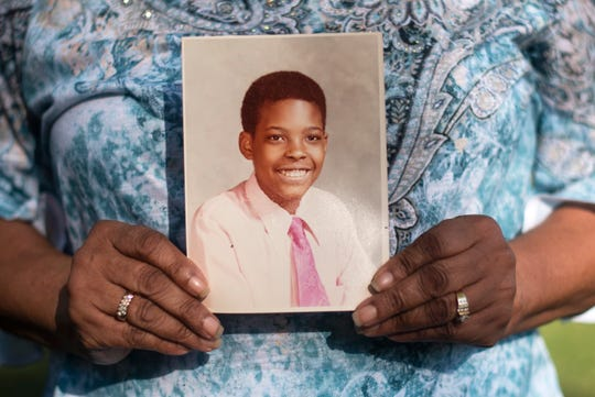 Delbert's older sister, Edna Clinton, remembers him as a gentle spirit and devoted Cardinals fan.