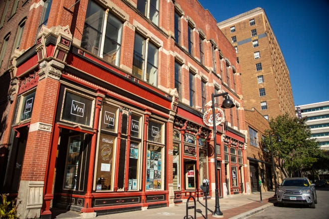 The Vaudeville Mews on 4th St. in downtown Des Moines is closing its doors due to the financial impact of COVID-19.