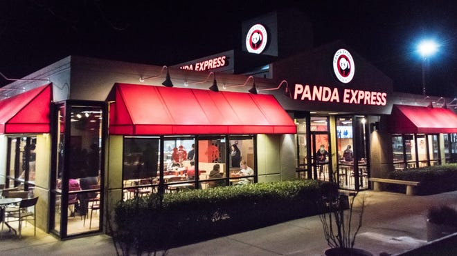 A Panda Express is slated to open in Hendersonville next year off Chimney Rock Road.
