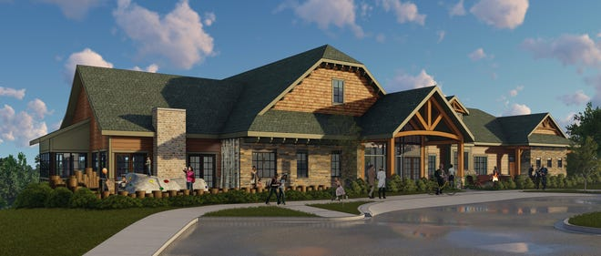 The Ladish Center will be built on the Oconomowoc campus of Rogers Behavioral Health.