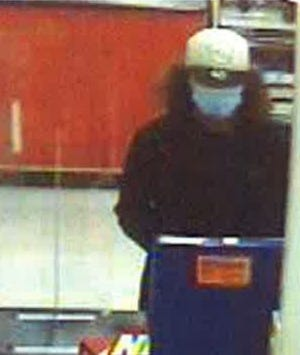 Prattville police are looking for this man in a passing counterfeit money  case.