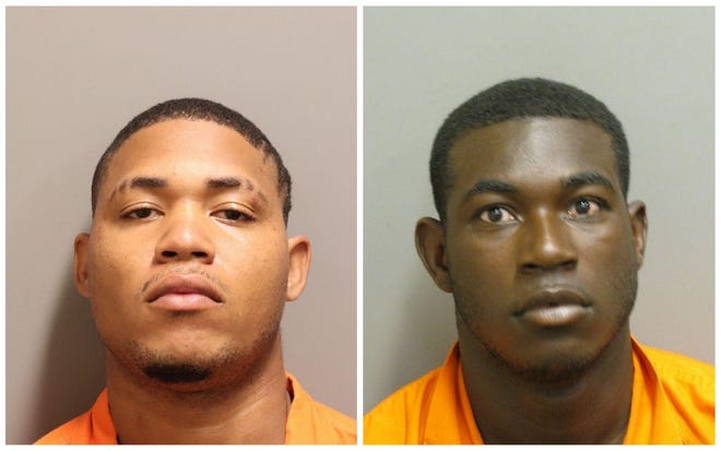 Edriage Vinson, Jr. and Joedauris Tolliver were charged with reckless murder in the death of Lamar Merritt.