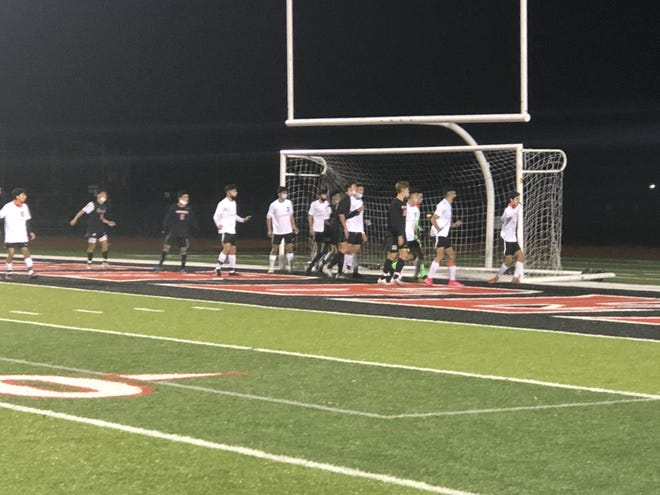Churchill continued its win streak against Dearborn Tuesday night.