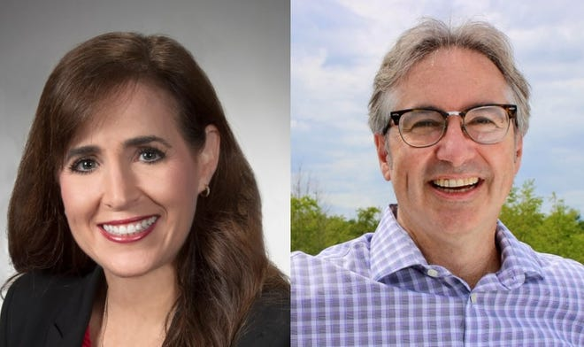 Republican state Sen. Theresa Gavarone and Democratic candidate Joel O'Dorisio, both of Bowling Green, are vying for Ohio's 2nd Senate District seat.