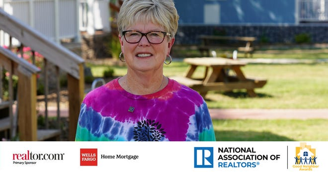 Linda K. Brown, co-founder of Eden Village I and II, won the National Association of Realtors' 2020 Good Neighbor Award. The award comes with national exposure and a $10,000 grant for her charity.