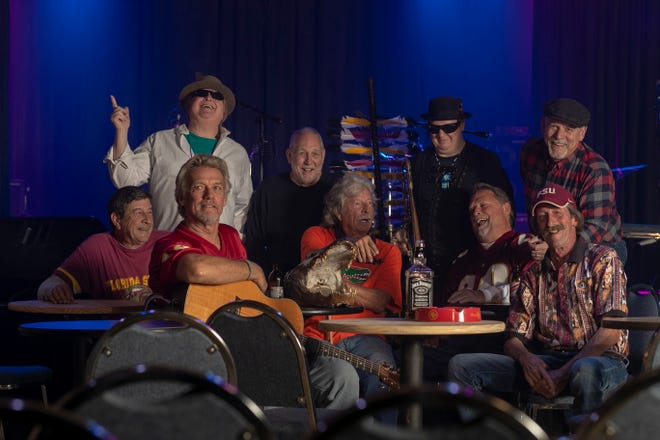 Tom & the Cats will perform Friday night, Oct.9, at 8:30 at The Moon. Doors open at 7:30 p.m.