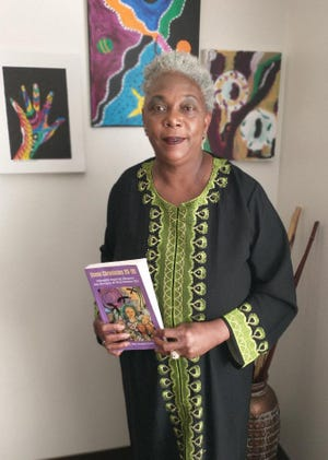 """Tulare native Eva Mae Nicholson's story is included in """"Crone Chronicles 20-20: Intimately Inspiring Glimpses into the Lives of Wise Women 52+,""""a collection of short stories by 57 crone writers (female elders) venerated for their experience, judgment, and wisdom."""