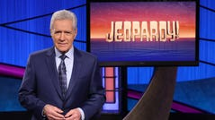 Longtime Jeopardy! host Alex Trebek.