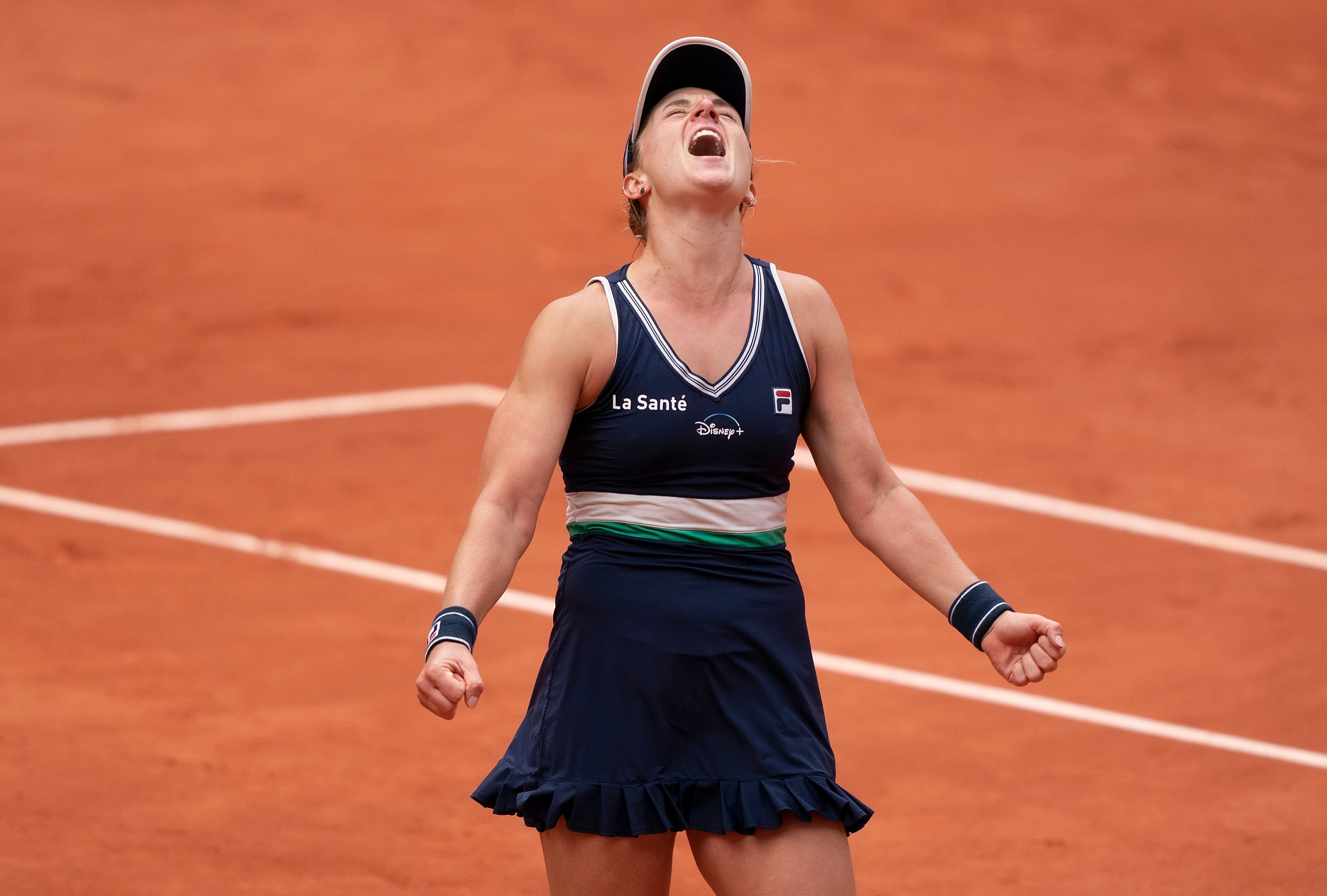 Best photos from the 2020 French Open at Roland Garros