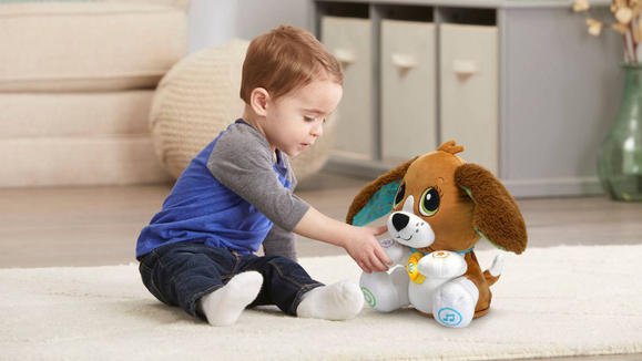 The 26 best gifts and toys for 1-year-olds: LeapFrog Speak & Learn Puppy