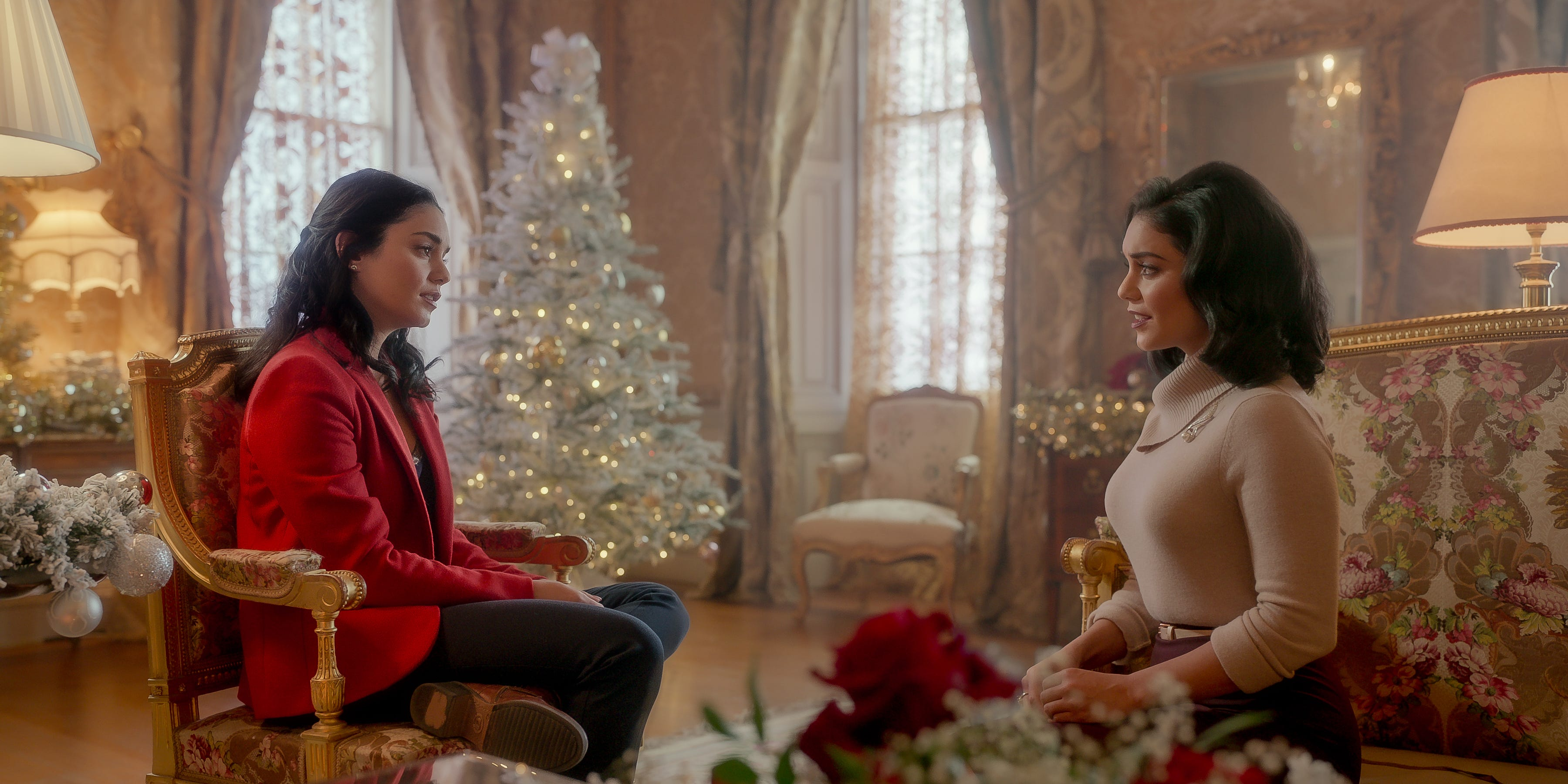 New Christmas Movies Coming To Netflix Princess Switch 2 And More