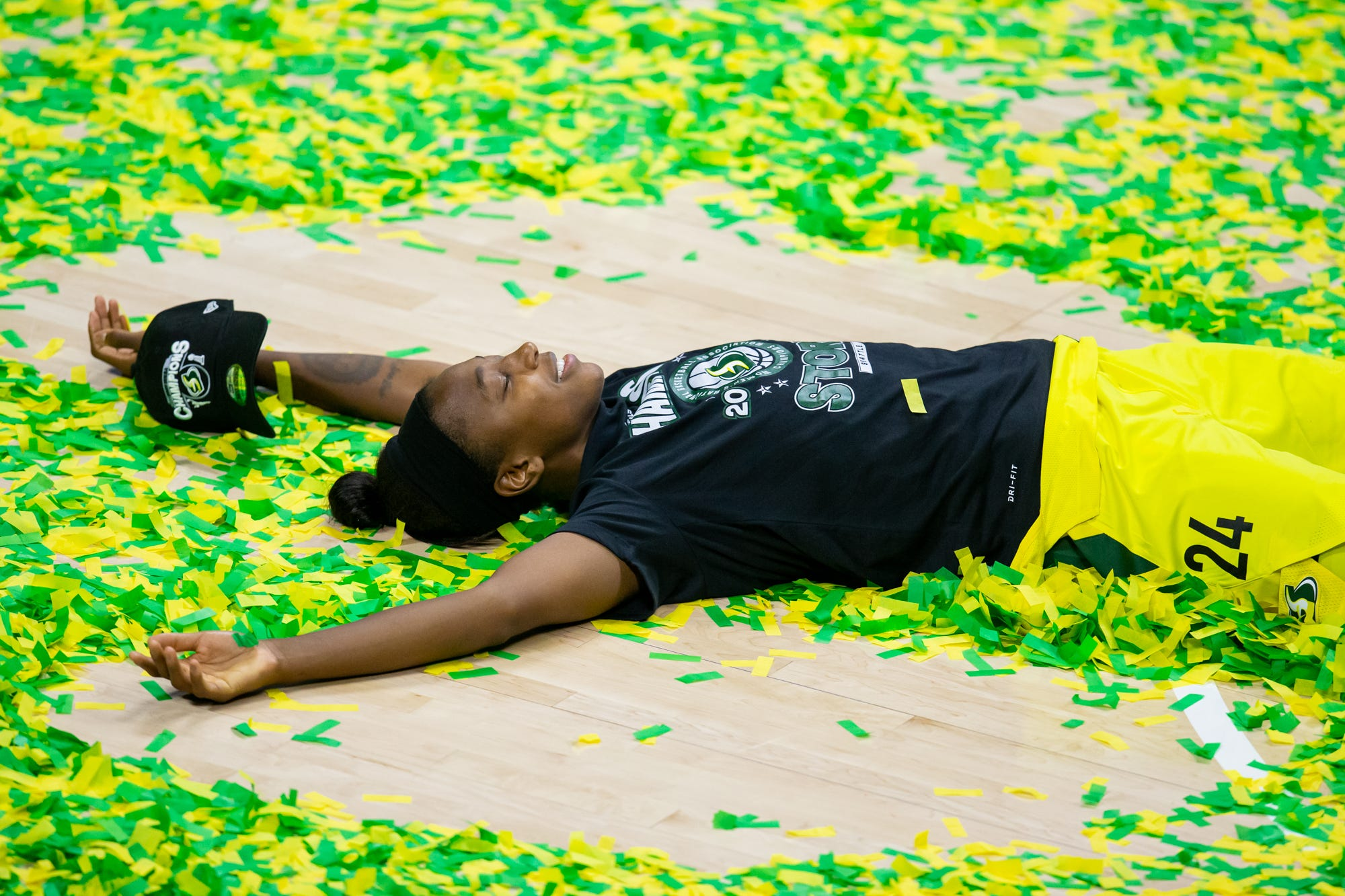 Seattle Storm's Jewell Loyd dedicated WNBA Finals win to Kobe and Gianna Bryant, Breonna Taylor