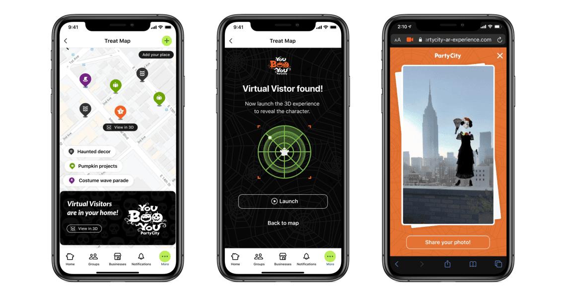 Halloween 2020 Nextdoor App Shows How Neighbors Celebrate