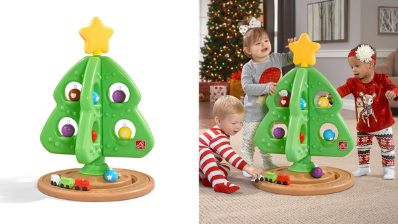 The 26 best gifts and toys for 1-year-olds: Step2 My First Christmas Tree