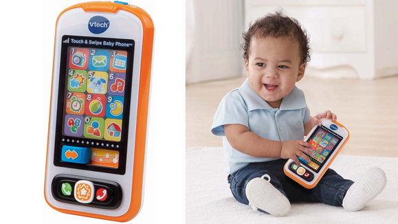 The 26 best gifts and toys for 1-year-olds: VTech Touch & Swipe Phone