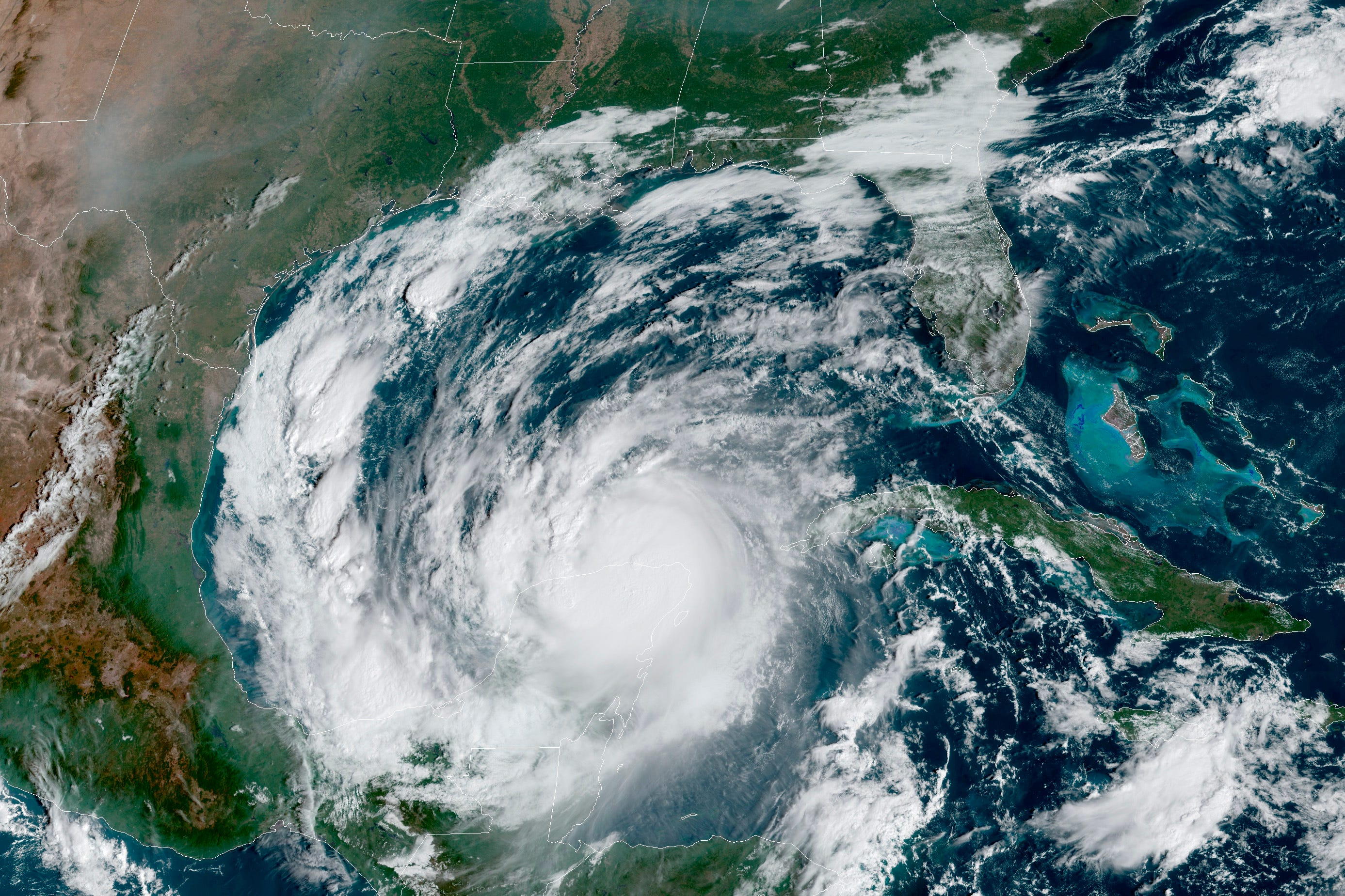 How Busy Was the 2020 Hurricane Season?