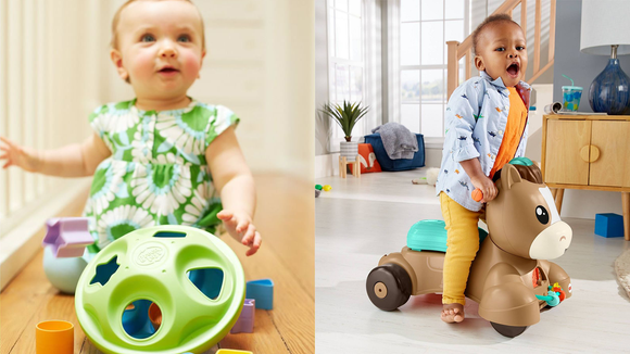 The 26 best gifts and toys for 1-year-olds