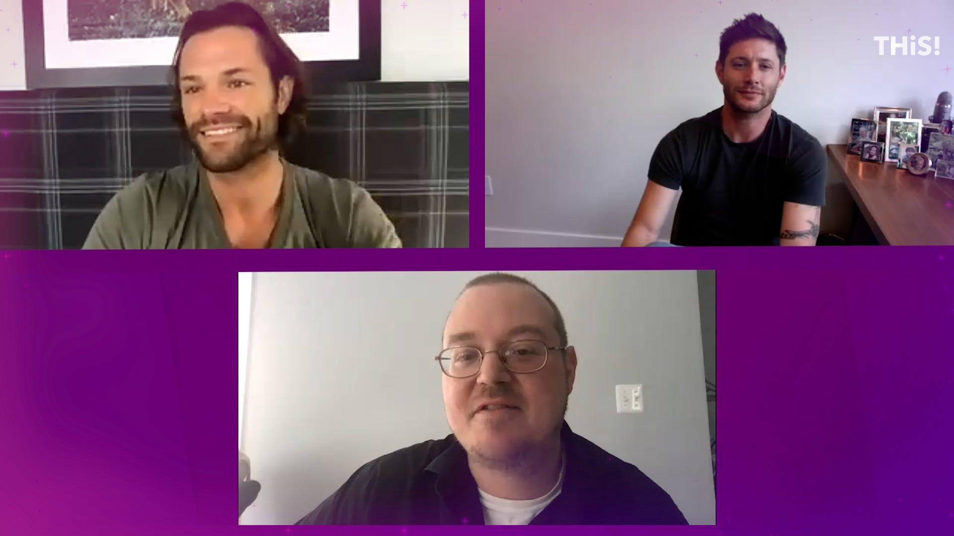'Supernatural' stars Jared Padalecki, Jensen Ackles talk show's final seven episodes