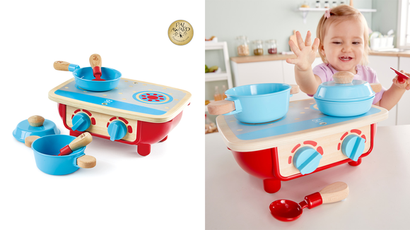The 26 best gifts and toys for 1-year-olds: Hape Toddler Kitchen Set
