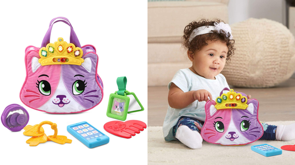 The 26 best gifts and toys for 1-year-olds: LeapFrog Purrfect Counting Purse