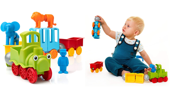 The 26 best gifts and toys for 1-year-olds: SmartMax My First Animal Train