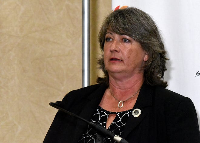 State Rep. Cheri Toalson Reisch, R-44