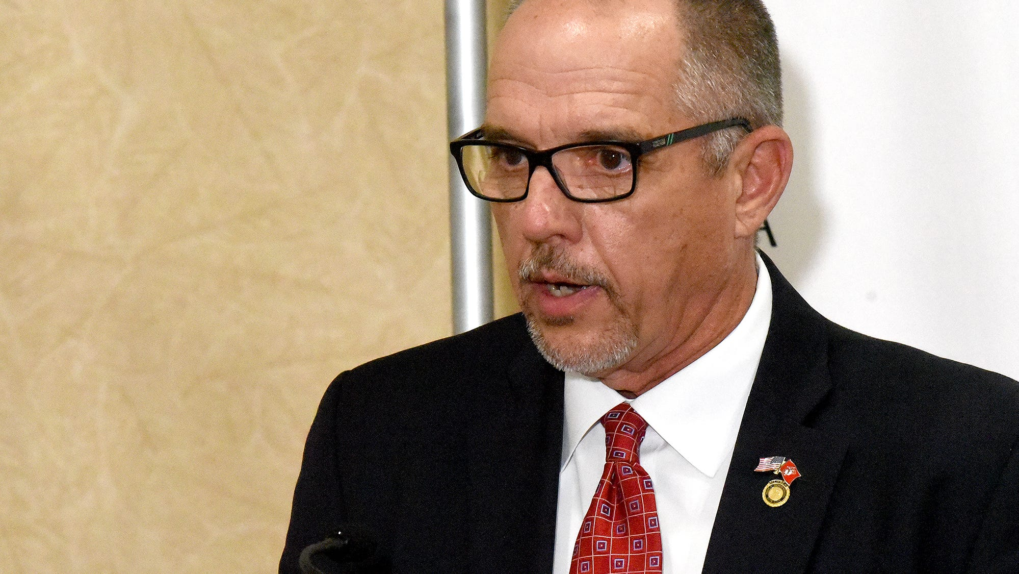 Rep. Chuck Basye calls for CPS Superintendent Brian Yearwood to resign