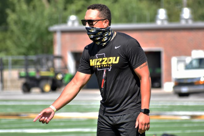 Missouri defensive coordinator Ryan Walters, 34, is headed to Illinois, where he will hold the same position.