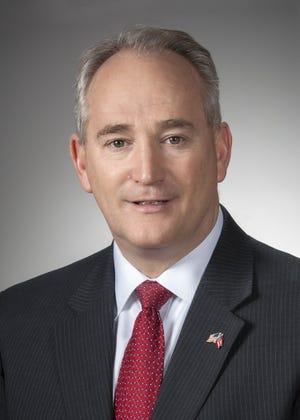 State Auditor Keith Faber