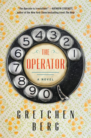 "The cover for the book ""The Operator."""