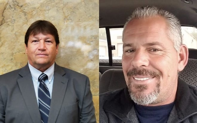Julio David Sosa and Jody Lee Storozuk are running for District 6 on the Deltona City Commission.
