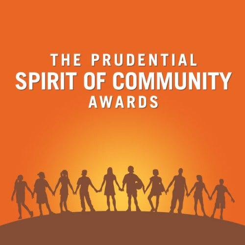 Delaware's young volunteers have one month left to apply for scholarships, grants and more through The Prudential Spirit of Community Awards, with a deadline of Nov. 10.