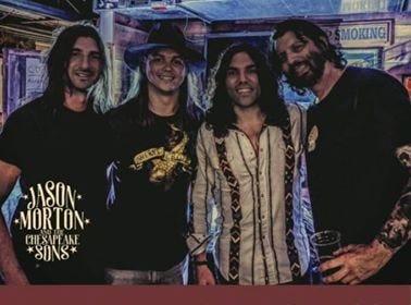 Jason Morton and the Chesapeake Sons will headline the 42nd June Jam Oct. 10.