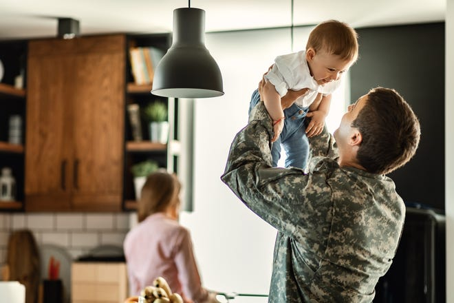 : Members of the military should rely on local experts to help guide their home search.
