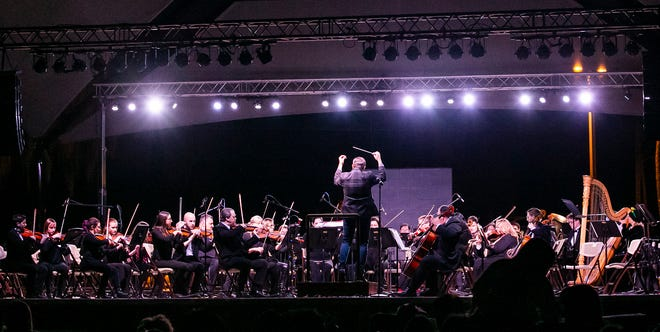 "The Ocala Symphony Orchestra opens its season on Oct. 17 with ""The Soldier's Tale."""